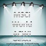 Index SpotLight MSCI World ACWI