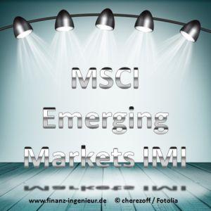 Index SpotLight MSCI Emerging Markets IMI