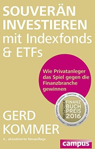 Gerd Kommer, Souverän investieren mit Indexfonds und ETFs, 978-3593508528