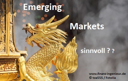 Political Risk Premium: Emerging Markets ETF sinnvoll?