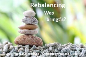 Portfolio-Rebalancing: Wie oft sinnvoll? Strategien und Umsetzung